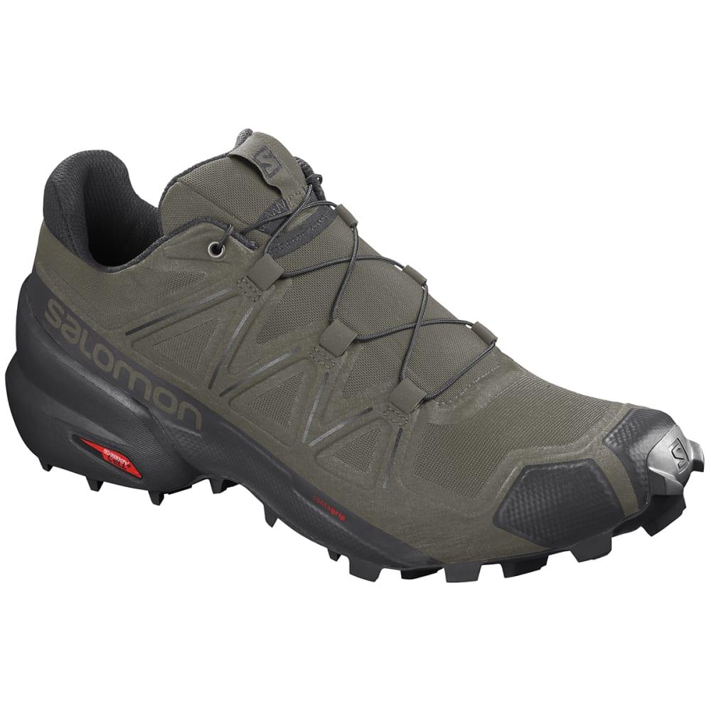SALOMON Men's Speedcross 5 Trail Running Shoe, Wide 9