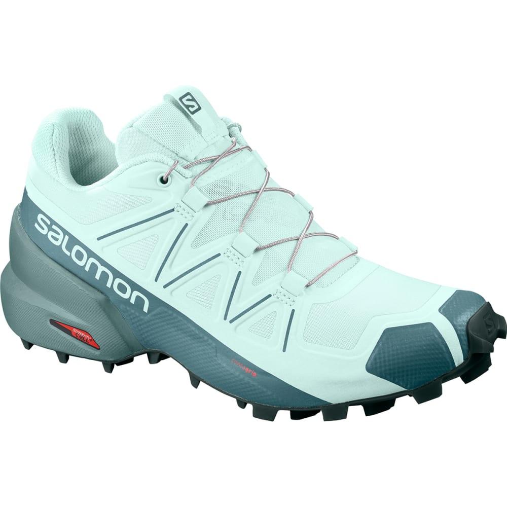 SALOMON Women's Speedcross 5 Trail Running Shoe 6