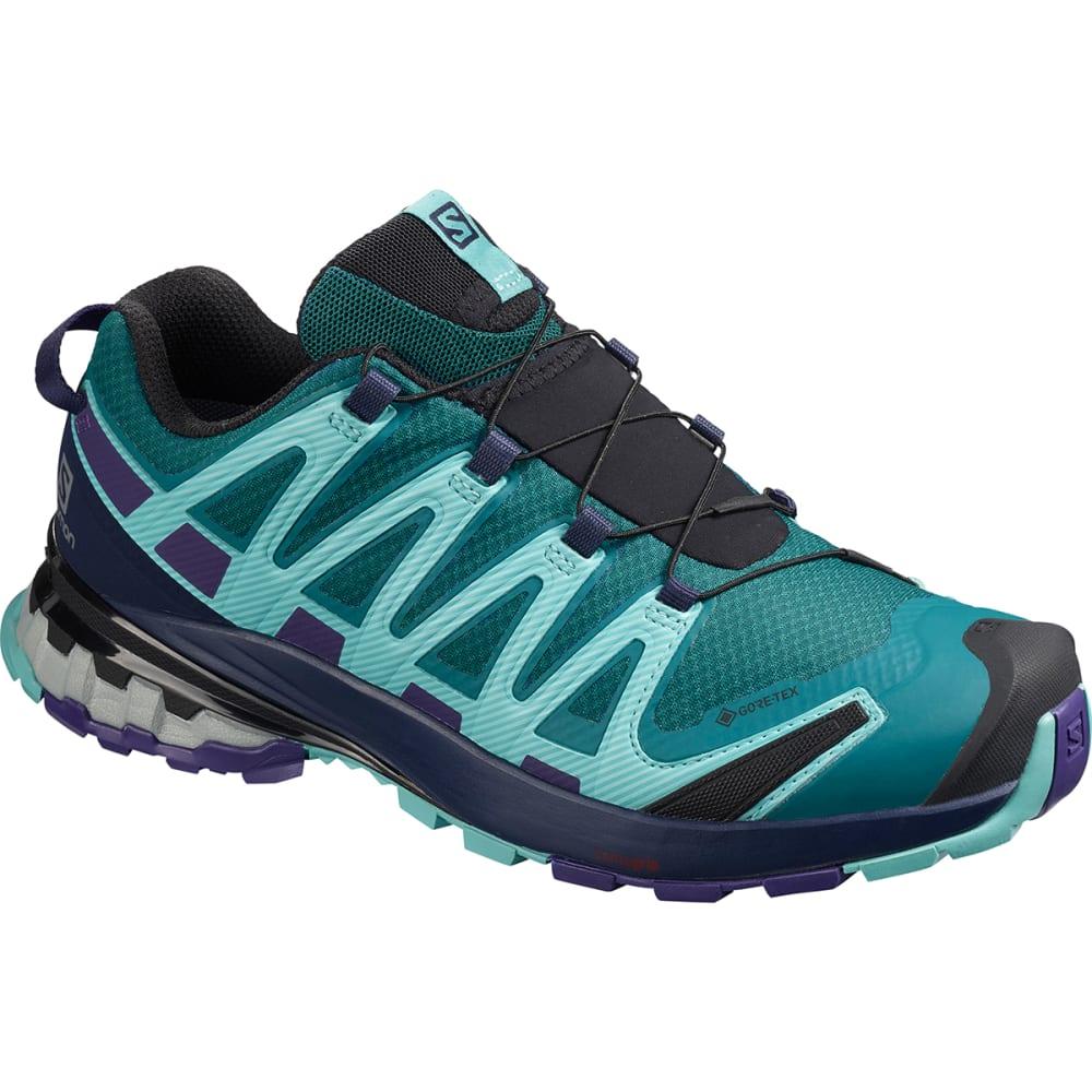 SALOMON Women's XA Pro 3D V8 GTW Trail Running Shoe - SHADED SPRUCE