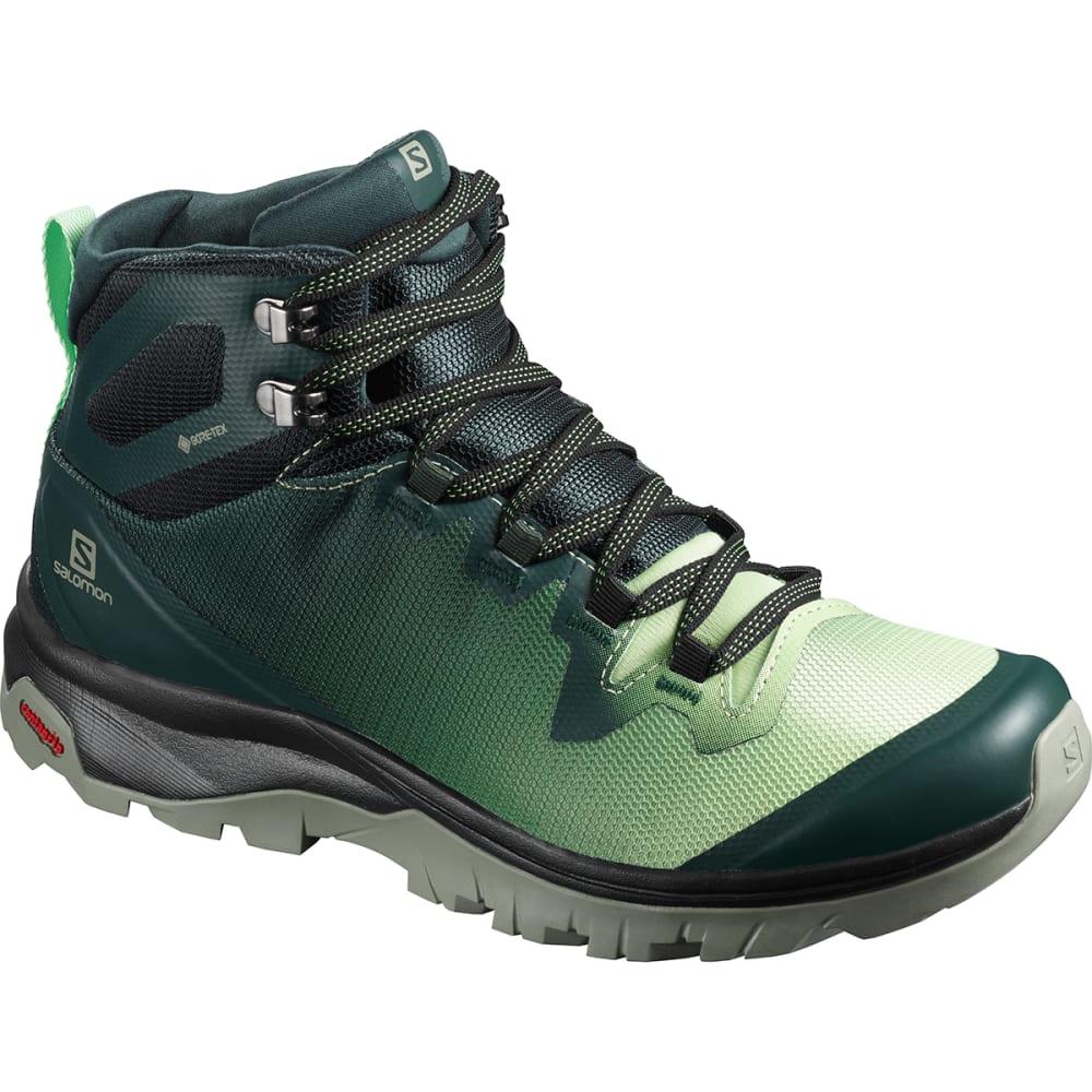 SALOMON Women's Vaya Mid GTX Hiking Shoe 6