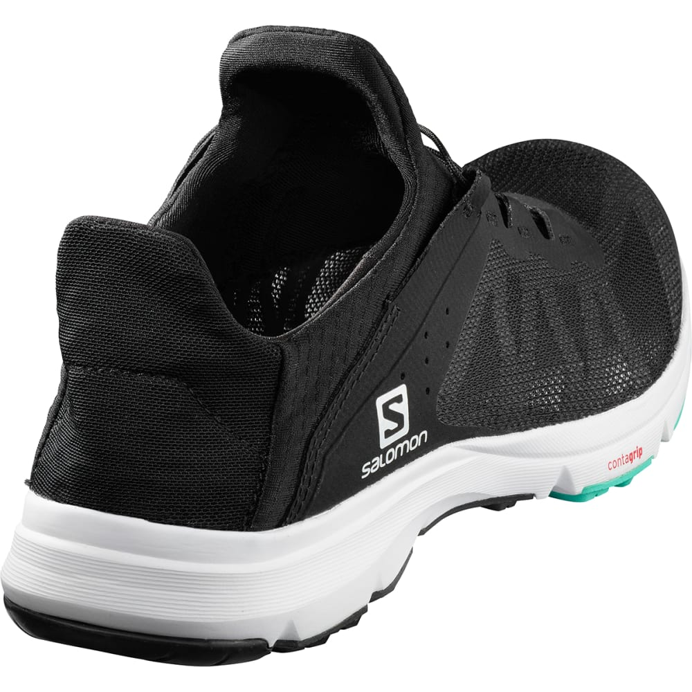 SALOMON Women's Amphib Bold Quick-Lace Water Shoes - BLACK