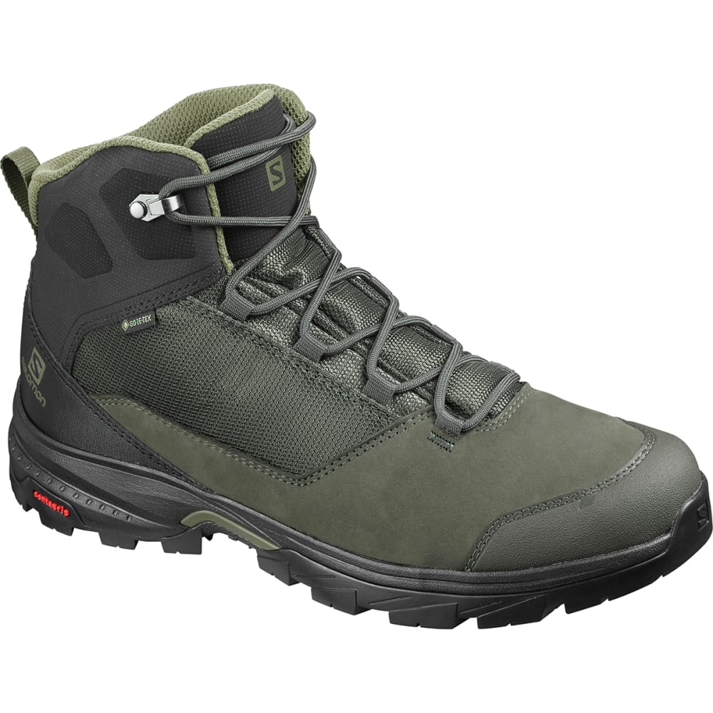 SALOMON Men's Outward GTX Waterproof Hiking Boots 9
