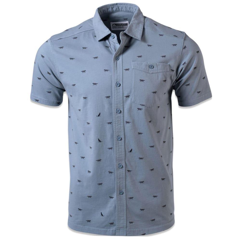 MOUNTAIN KHAKIS Men's Short-Sleeve Lobo Shirt S