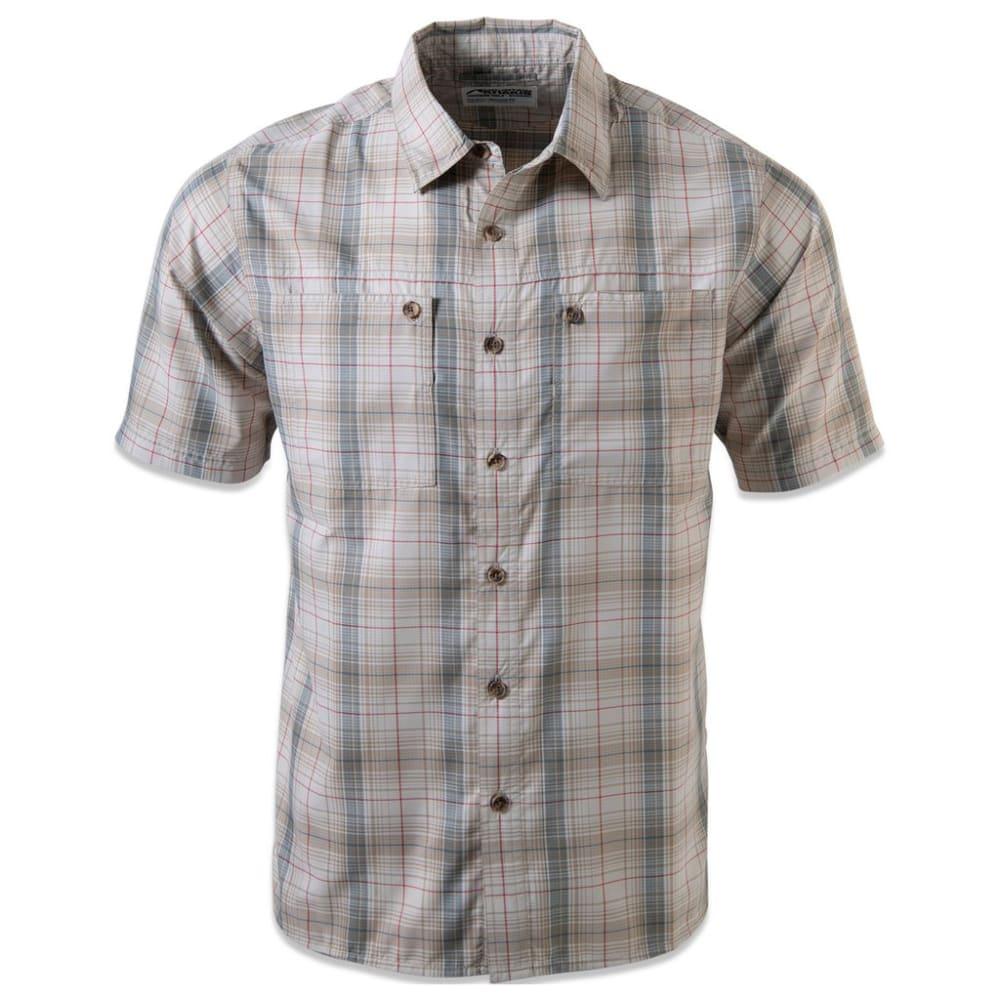 MOUNTAIN KHAKIS Men's Pointe Short-Sleeve Shirt S