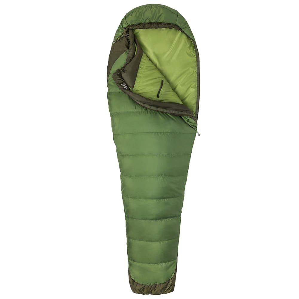 MARMOT Marmot Trestles Elite Eco 30 Sleeping Bag - VINE GREEN/FOREST NT