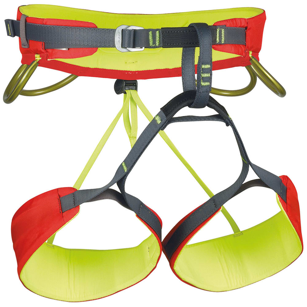 CAMP Energy Rock Climbing Harness - RED