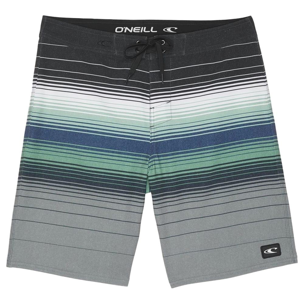 O'NEILL Men's Corban Boardshorts - GREY