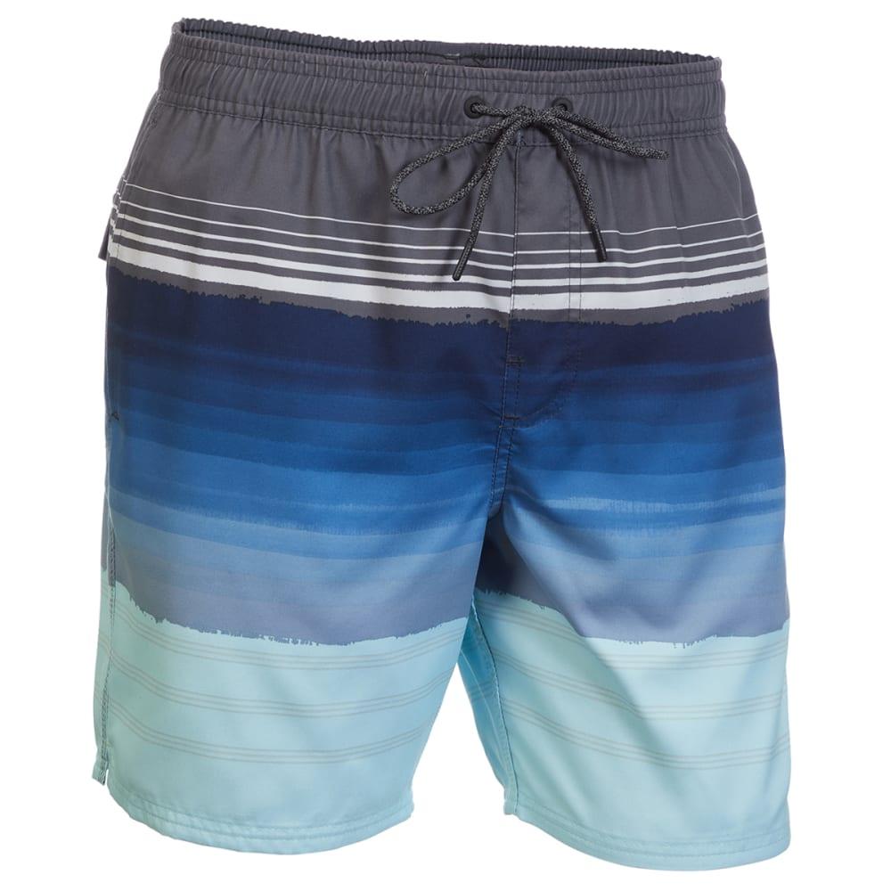 "O'NEILL Men's Timeless Volley 17"" Board Shorts - BLU BRILLIANT BLUE"