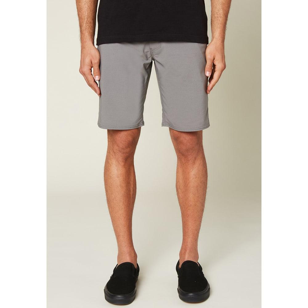 O'NEILL Men's Stockton Hybrid Shorts - GRY GREY