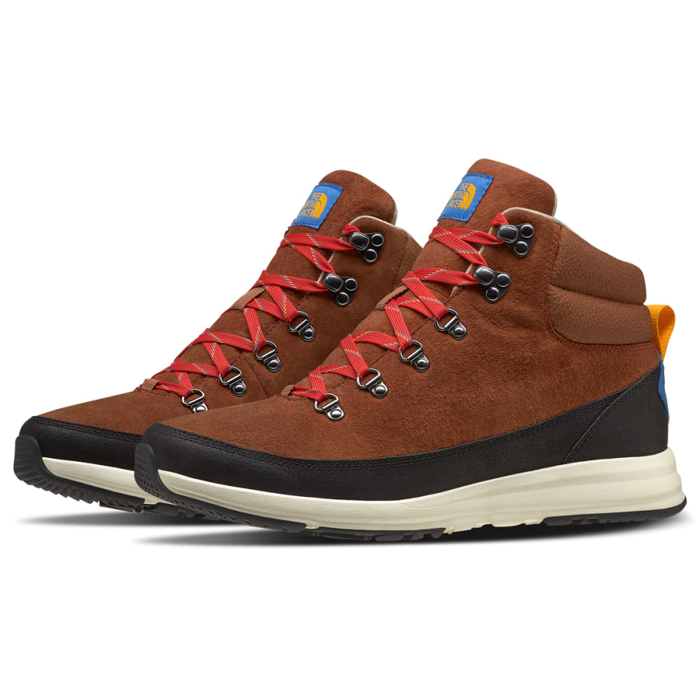 THE NORTH FACE Men's Back-To-Berkeley Redux Remtlz Lux Boots - CARAMEL CAFE G6M