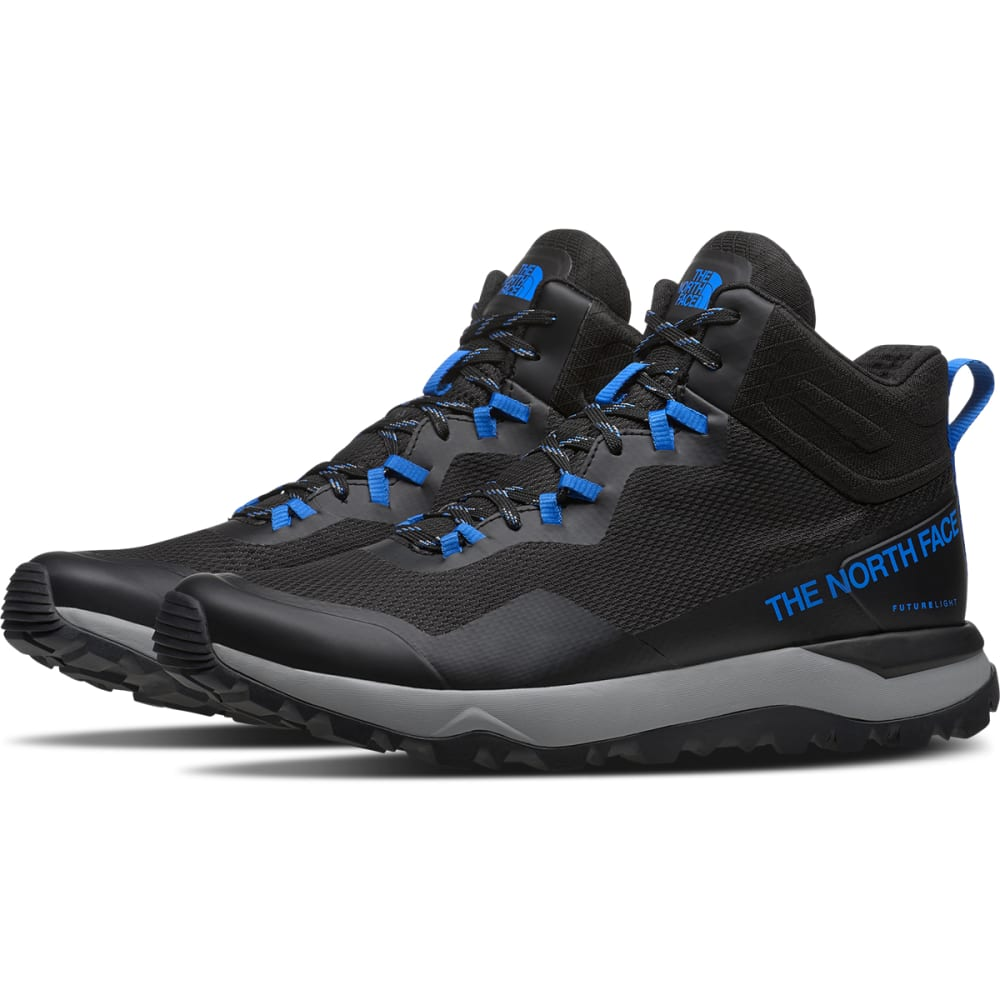 THE NORTH FACE Men's Activist Mid Futurelight Hiking Shoes 9