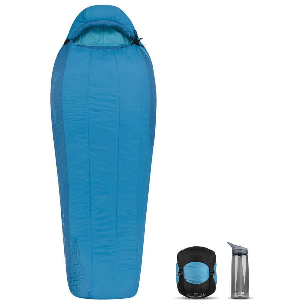 SEA TO SUMMIT Traverse Synthetic Sleeping Bag - BLUE
