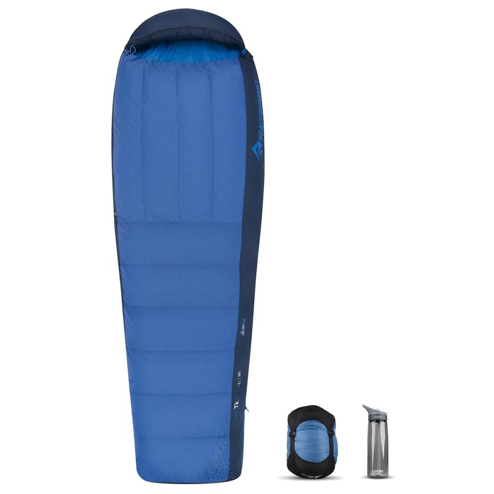 SEA TO SUMMIT Trek TkI 30 Sleeping Bag, Long - BLUE