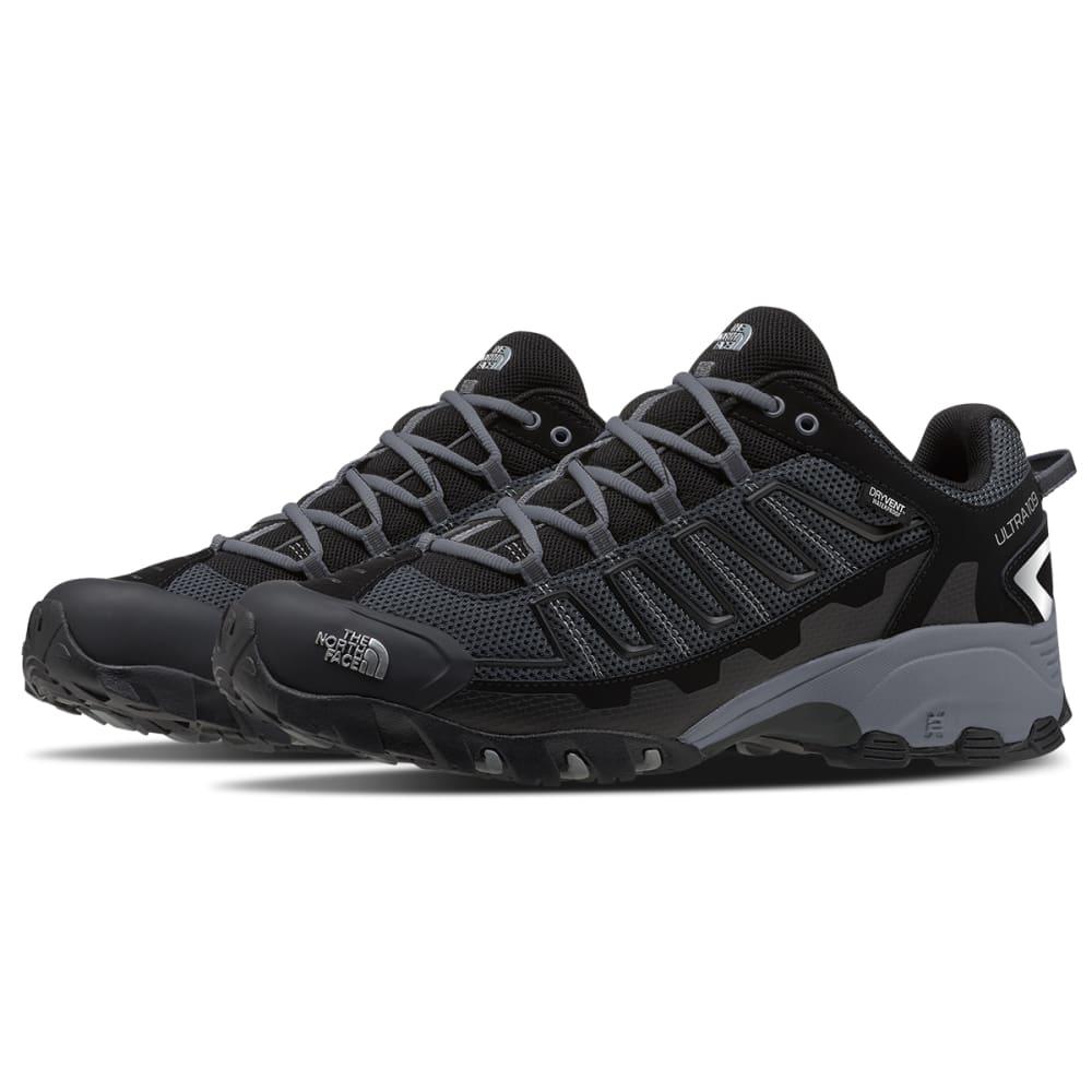 THE NORTH FACE Men's Ultra 109 Waterproof Hiking Shoes - TNF BLACK/ GREY ZU5