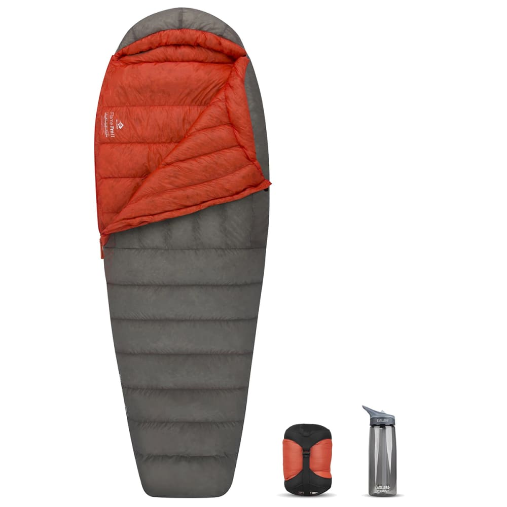 SEA TO SUMMIT Women's Flame Ultralight 35° Sleeping Bag - WHITE