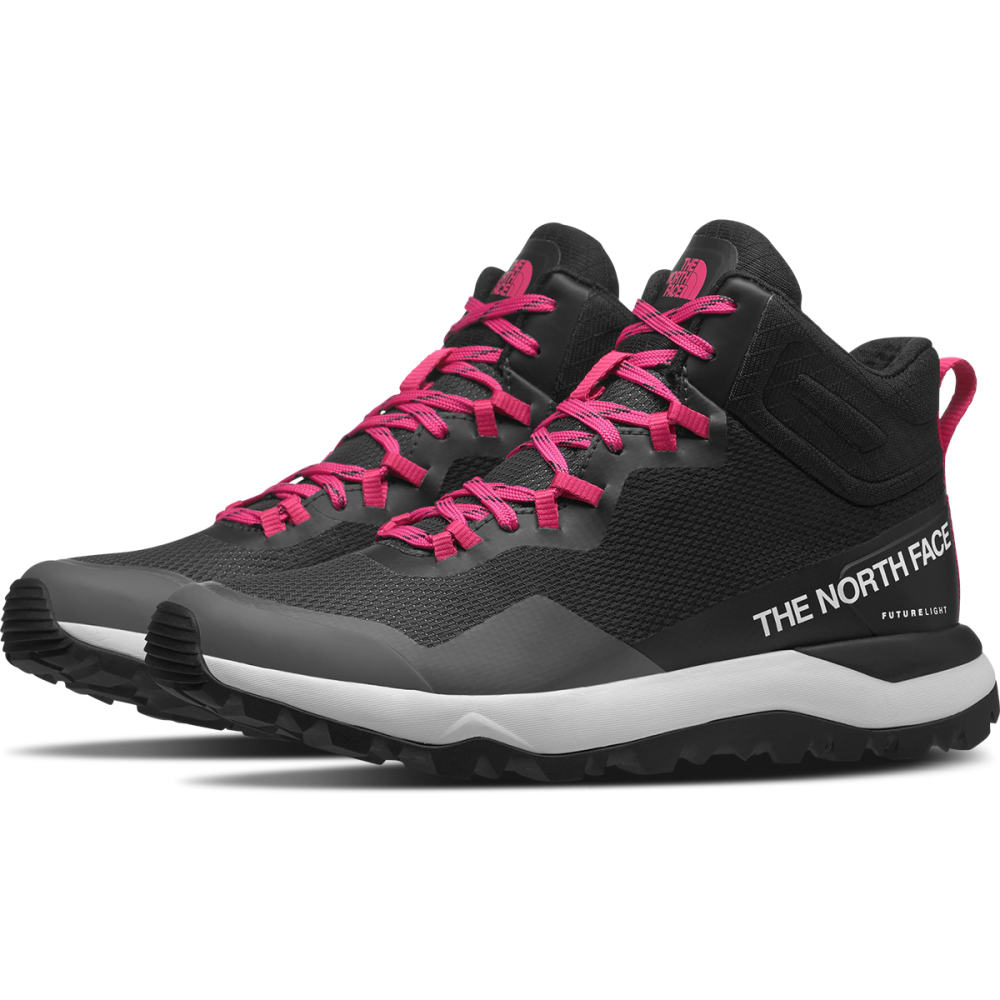 THE NORTH FACE Women's Mid Activist Mid Futurelight Sneakers Boots 7
