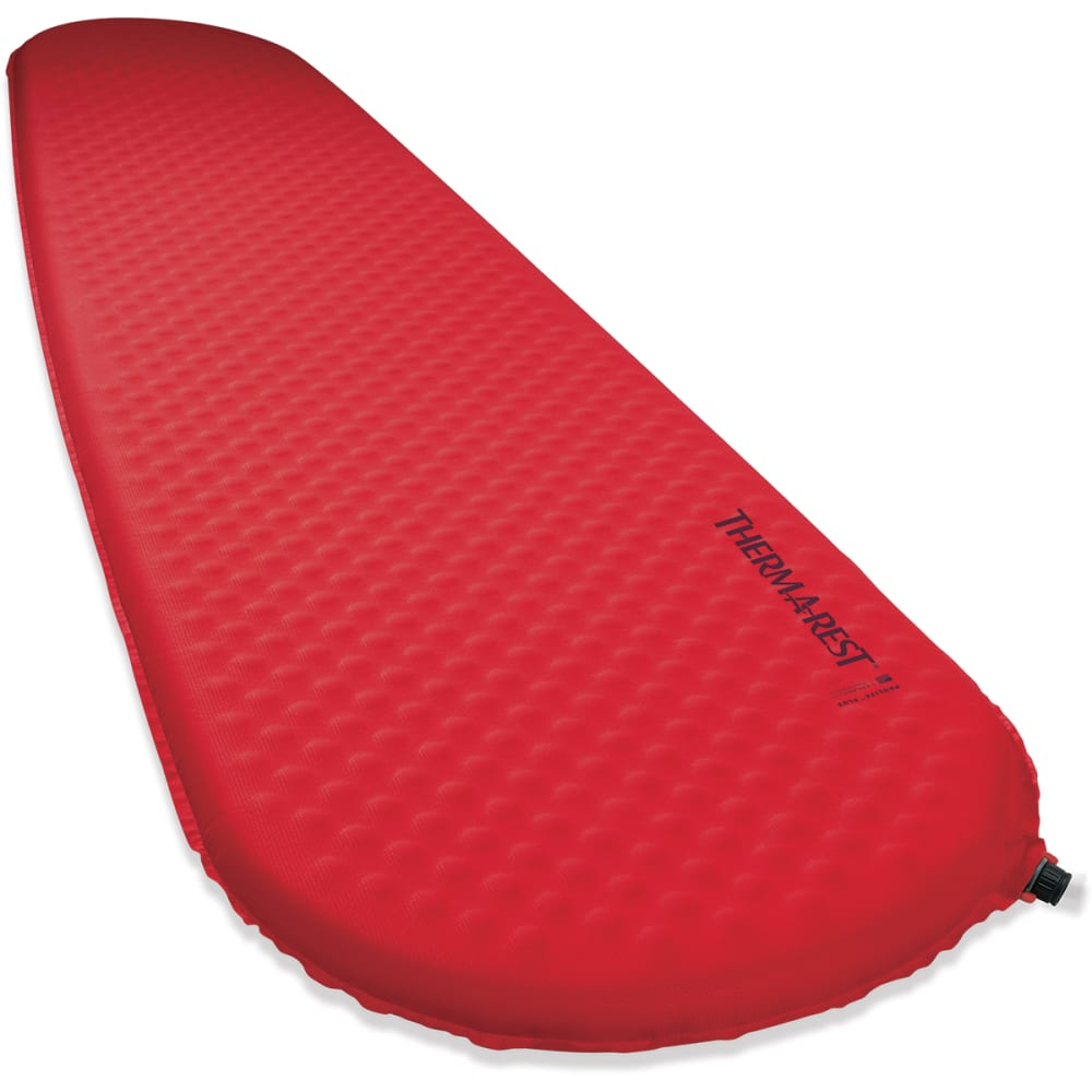 THERM-A-REST ProLite Plus Sleeping Pad, Large - CAYENNE
