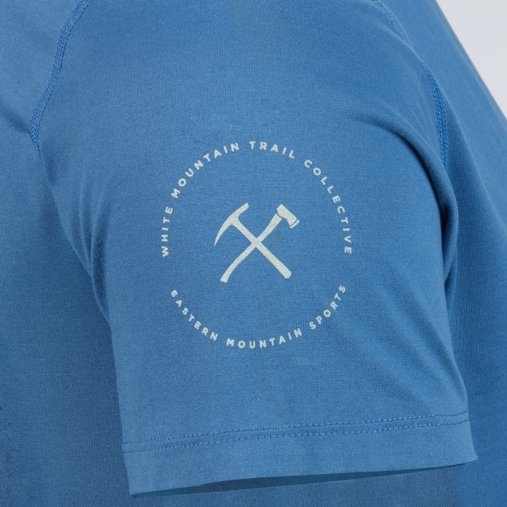 EMS x White Mountain Trail Collective Men's Limited Edition Short-Sleeve Tee - STELLAR