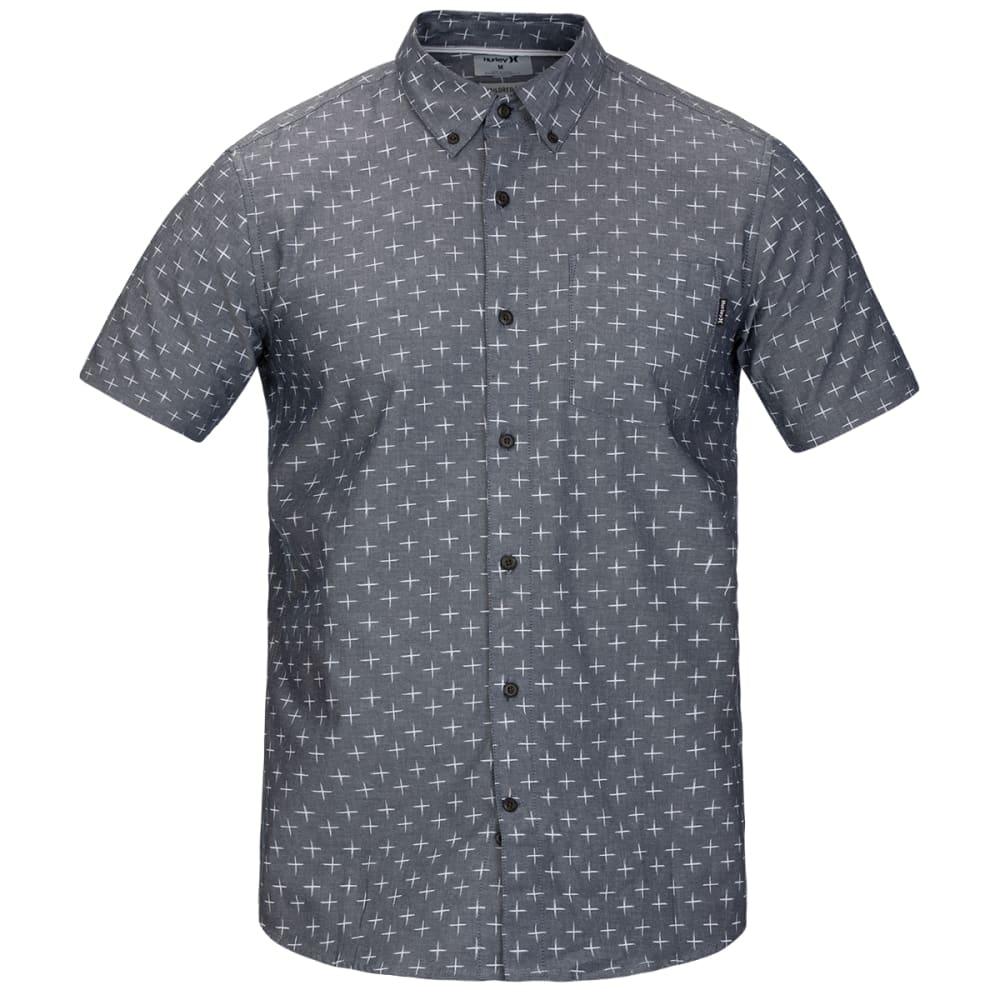 HURLEY Men's Short-Sleeve Tokyo Shirt S