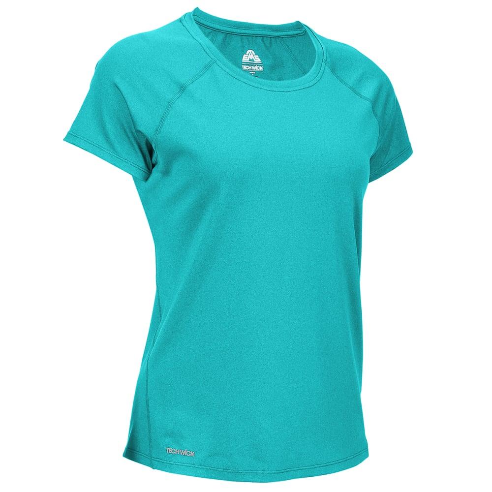 EMS Women's Essence Peak Short-Sleeve Tee S