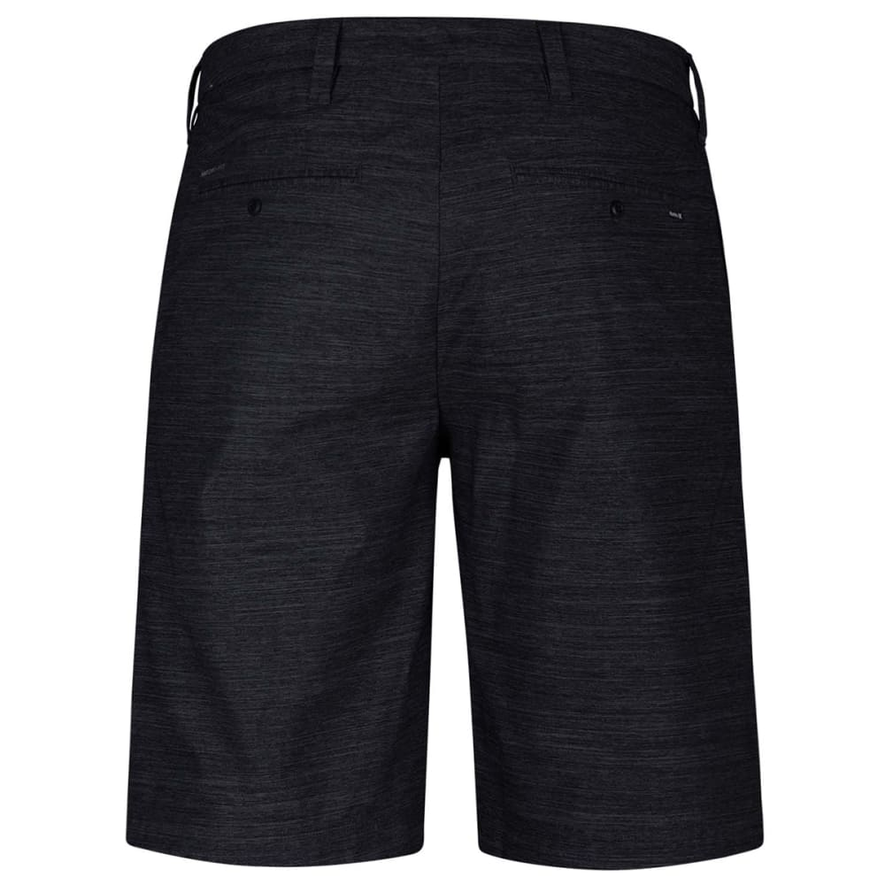 HURLEY Men's Dri-FIT Breathe Chino Shorts, 21 in. - 010 BLACK