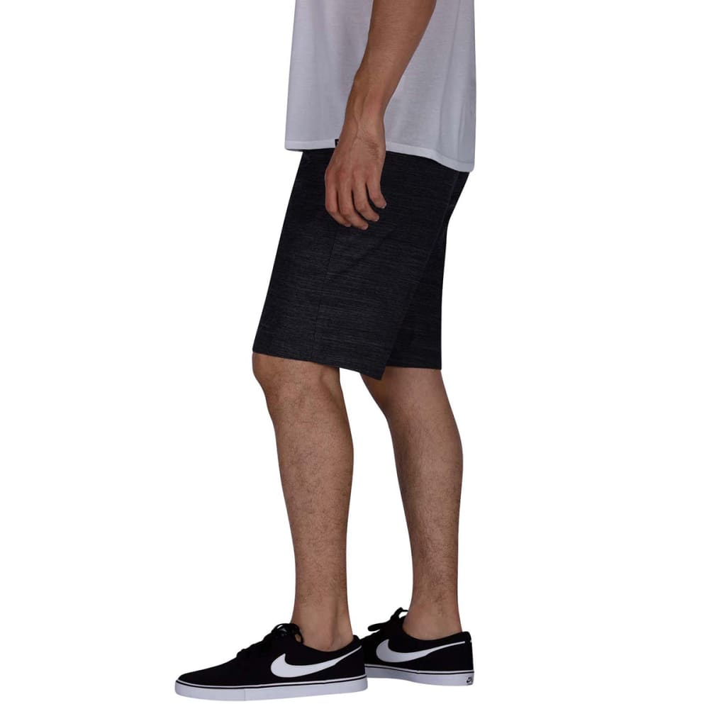 HURLEY Men's Dri-FIT Breathe Chino Shorts, 21 in. - 010 BLACK