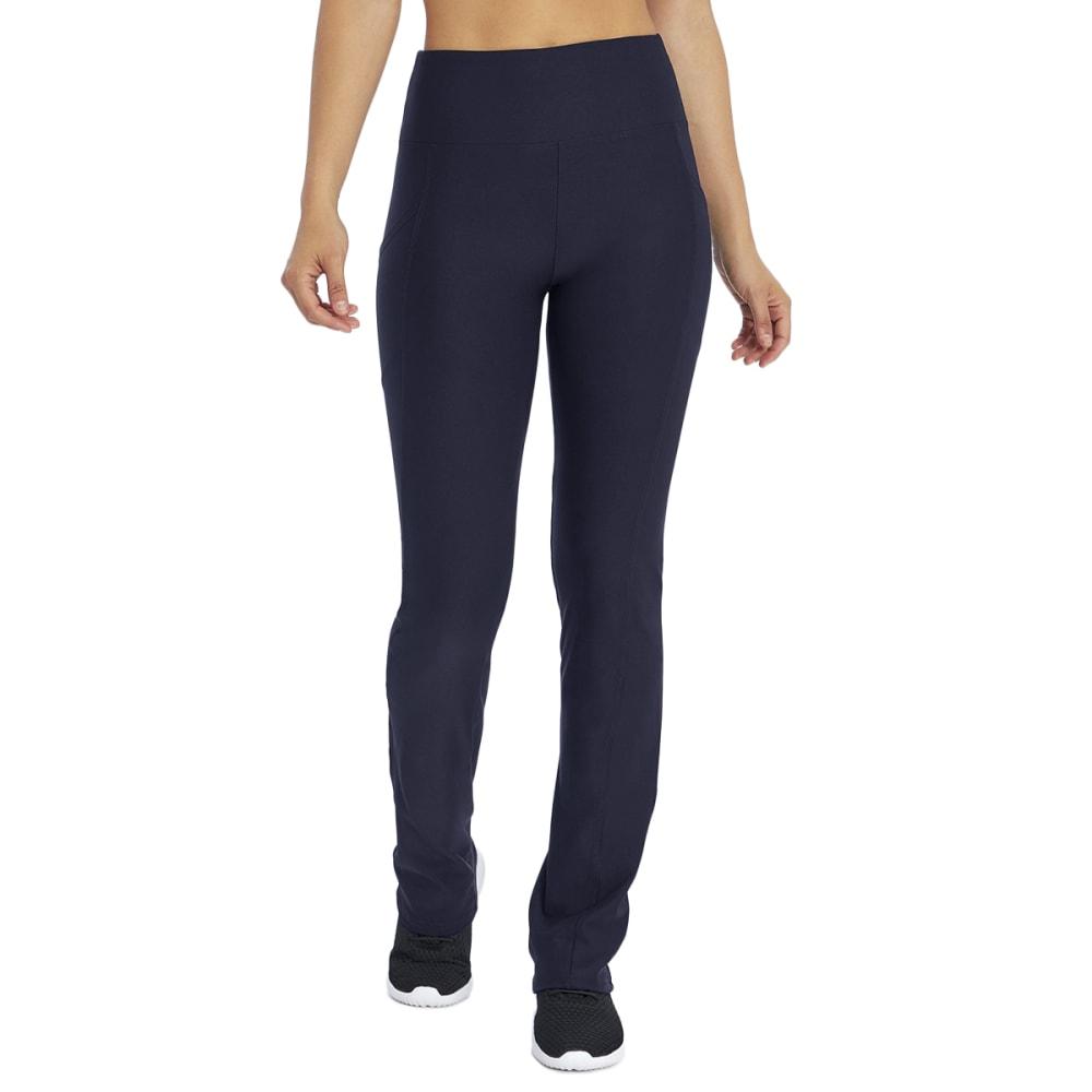 MARIKA Women's Eclipse Side Pocket Tummy Control Yoga Pant S