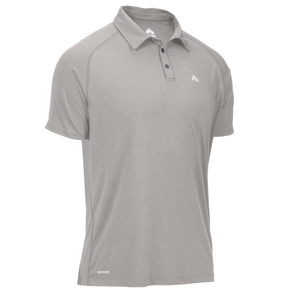 EMS Men's Essential Peak Polo - DECEMBER SKY