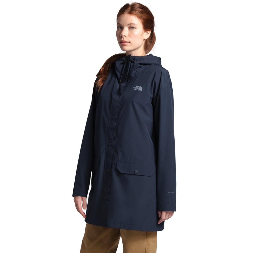 THE NORTH FACE Women's Woodmont Rain Jacket S
