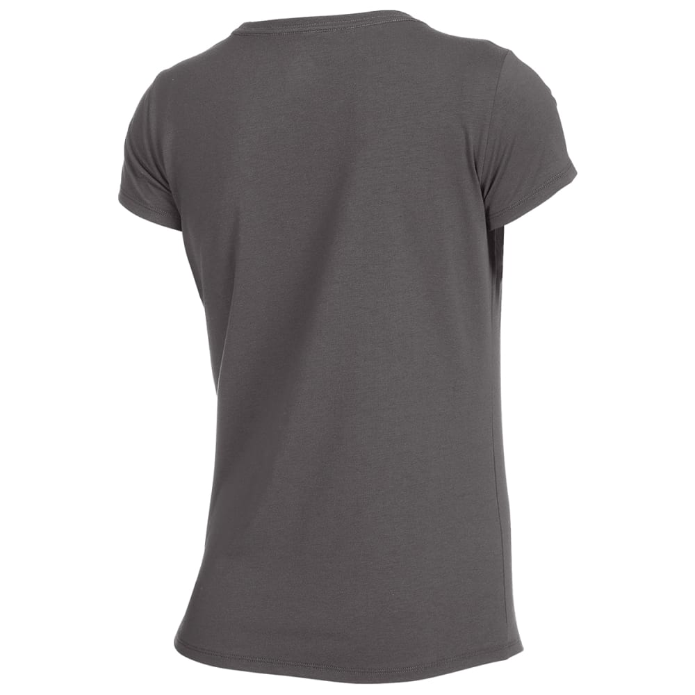 EMS Women's Vital Peak Short-Sleeve Crew Neck Tee - TORNADO