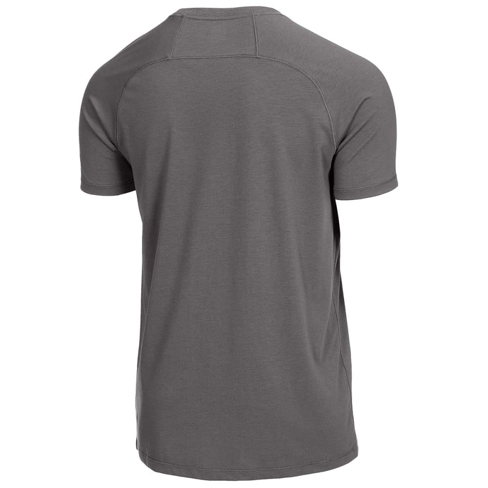 EMS Men's Vital Peak Short-Sleeve Tee - TORNADO