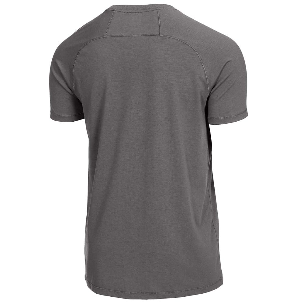 EMS Men's Vital Peak Short-Sleeve Tee - TORNADO