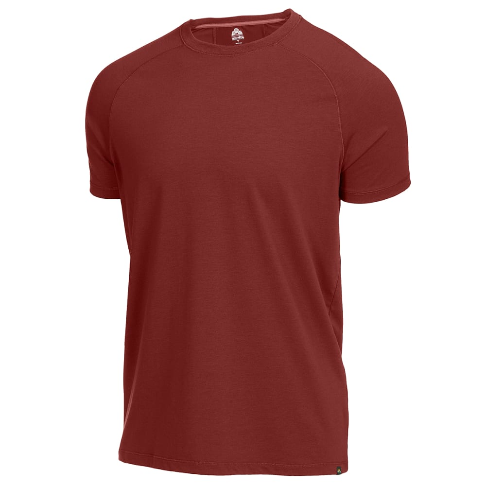 EMS Men's Vital Peak Short-Sleeve Tee S