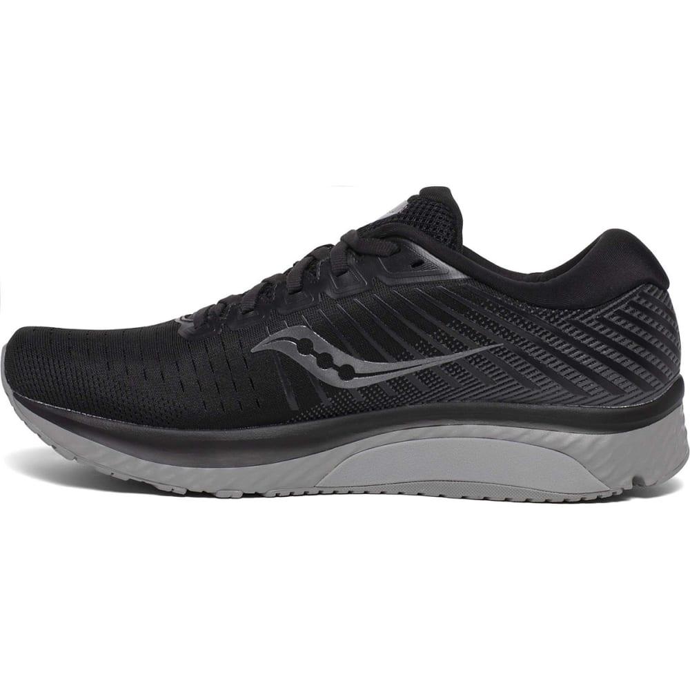 SAUCONY Men's Guide 13 Running Shoe - BLKACKOUT-35