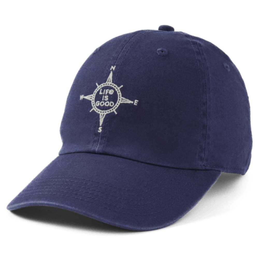 LIFE IS GOOD Women's Compass Chill Cap ONE SIZE