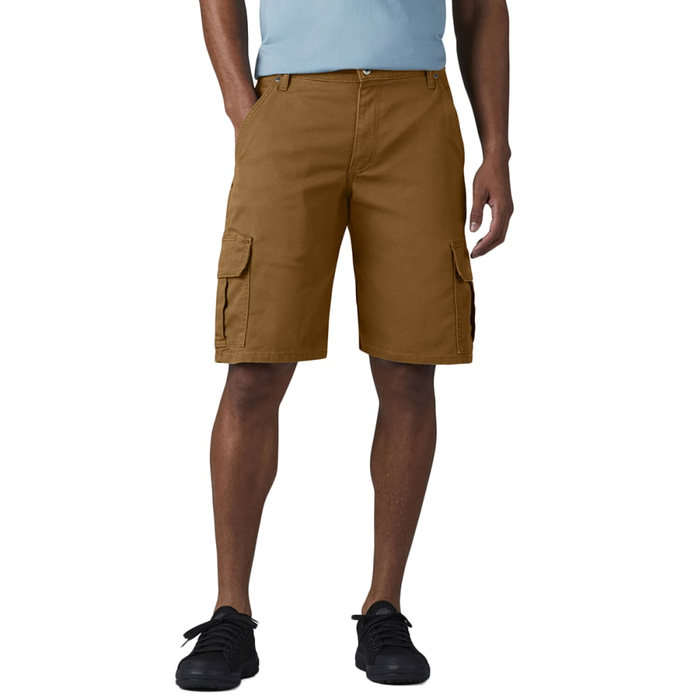 DICKIES Men's DX902 Icon Cargo Shorts - SBD BROWN DUCK