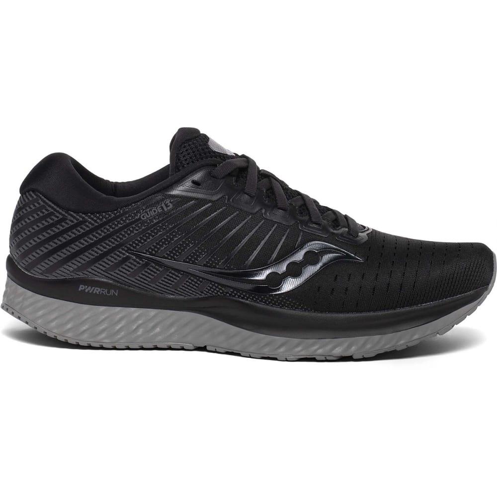 SAUCONY Men's Guide 13 Running Shoe, Wide 7.5