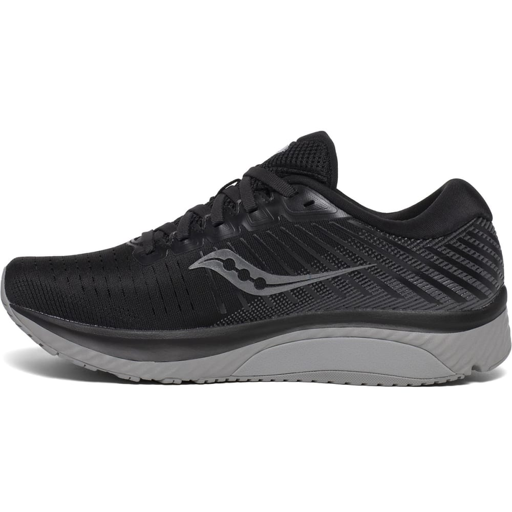 SAUCONY Women's Guide 13 Running Shoes - BLACK-35