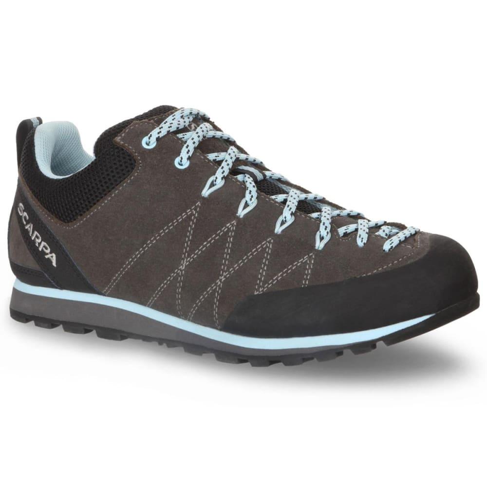 SCARPA Women's Crux Approach Shoe 37.5