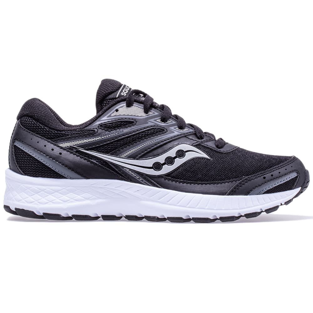 SAUCONY Women's Cohesion 13 Running Shoe, Wide 6.5