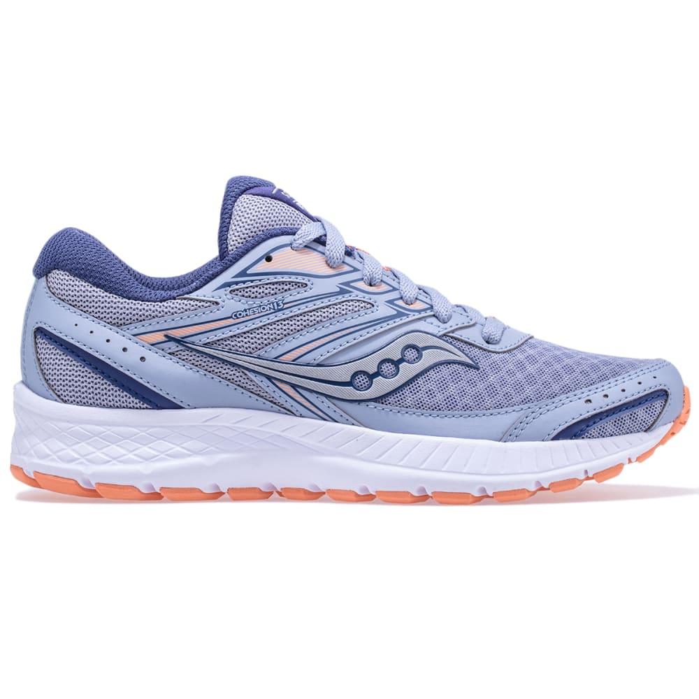 SAUCONY Women's Cohesion 13 Running Shoe 7