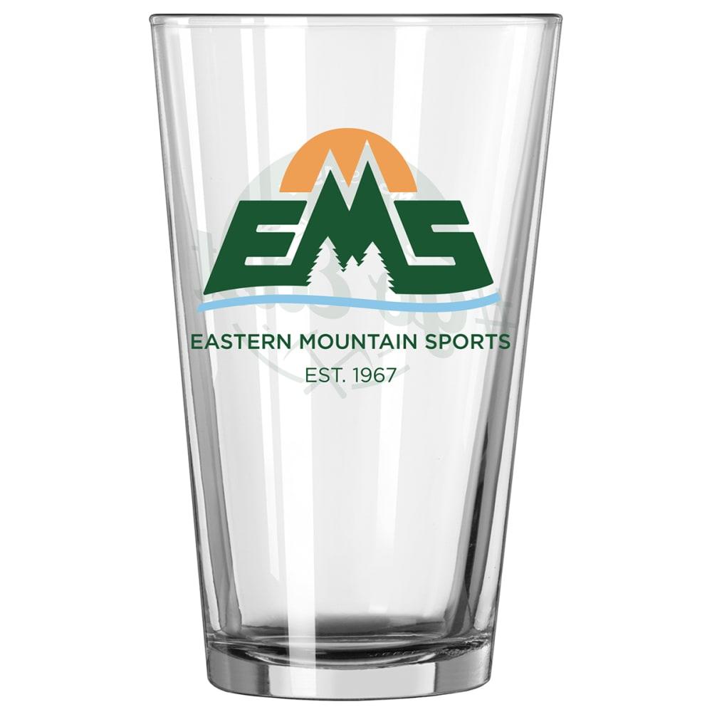 BOELTER 16 oz. EMS Sublimated Logo Pint Glass - NO COLOR