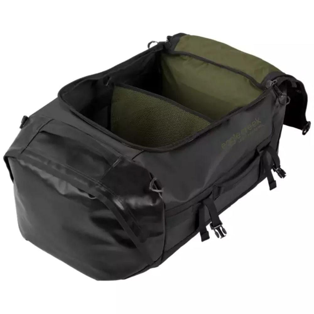 EAGLE CREEK Cargo Hauler 90L Duffel Bag - JET BLACK