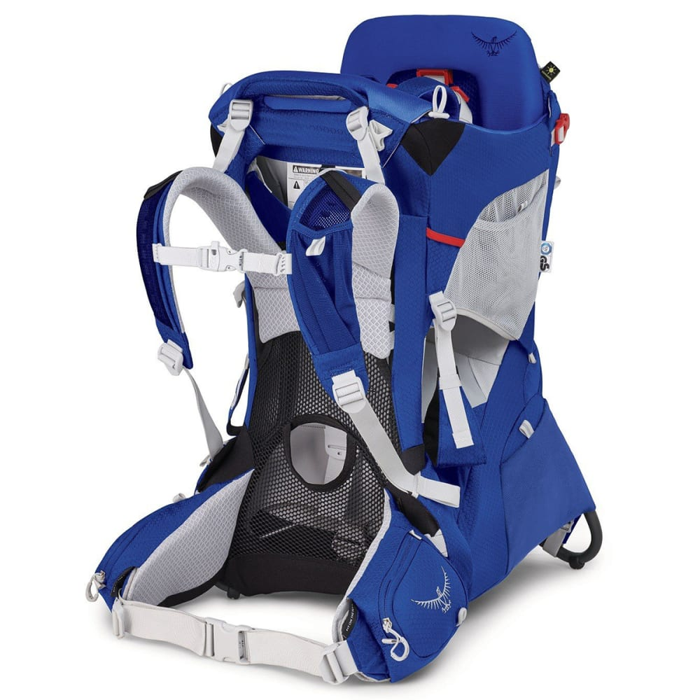OSPREY Poco Plus Child Carrier - BLUE SKY