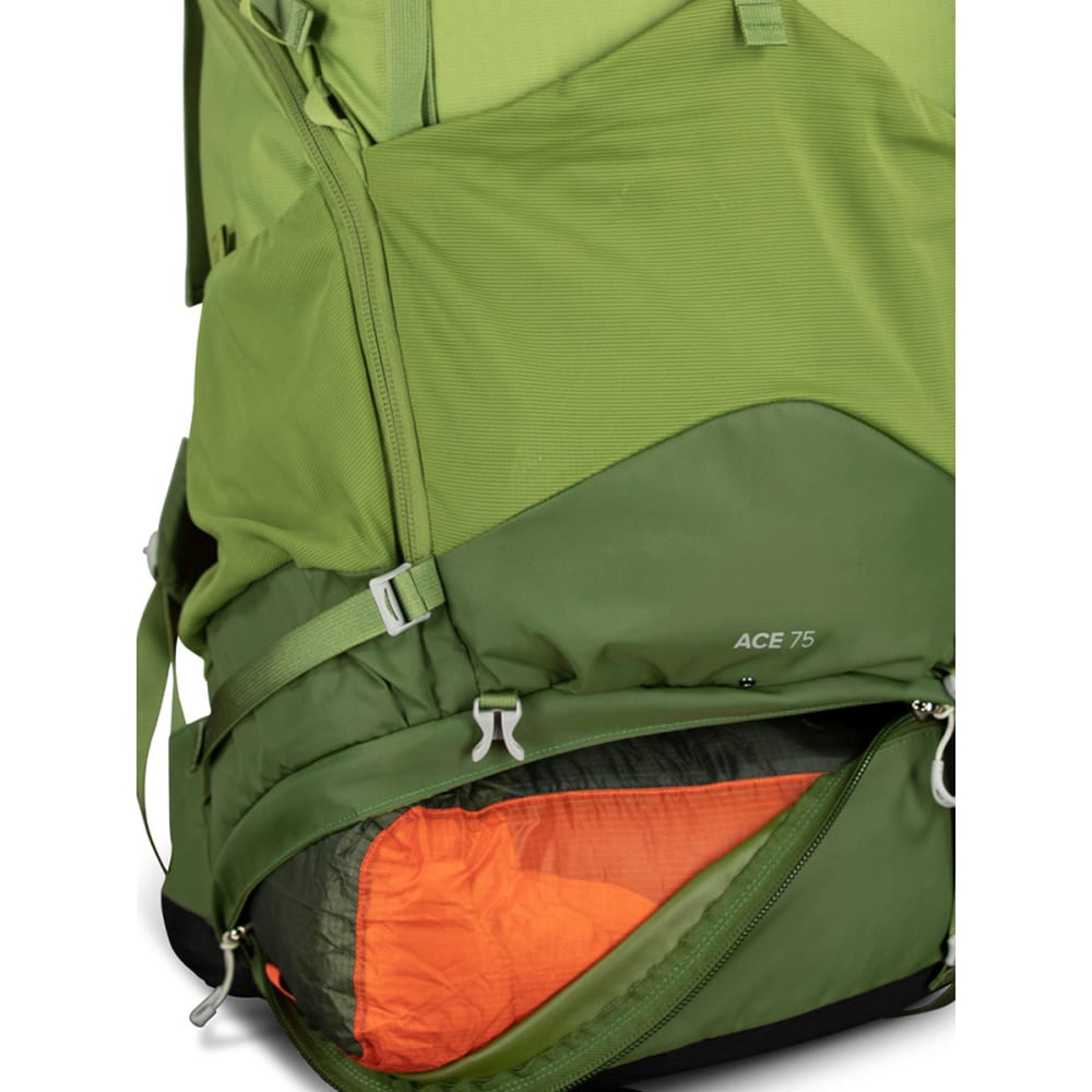 OSPREY Kids' (12-17yrs) Ace 75 Backpack - VENTURE GREEN