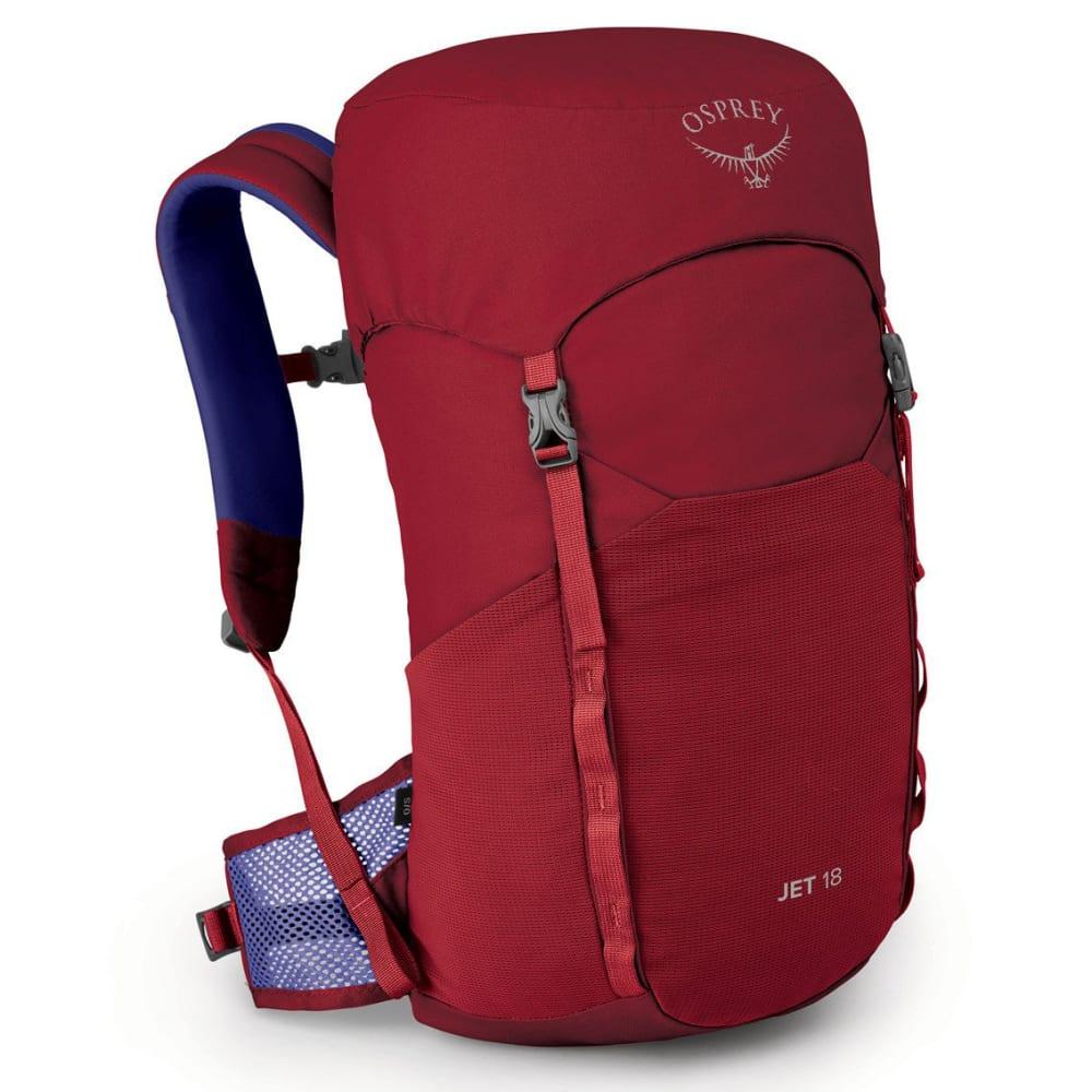 OSPREY Kids' Jet 18 Hiking Backpack NO SIZE
