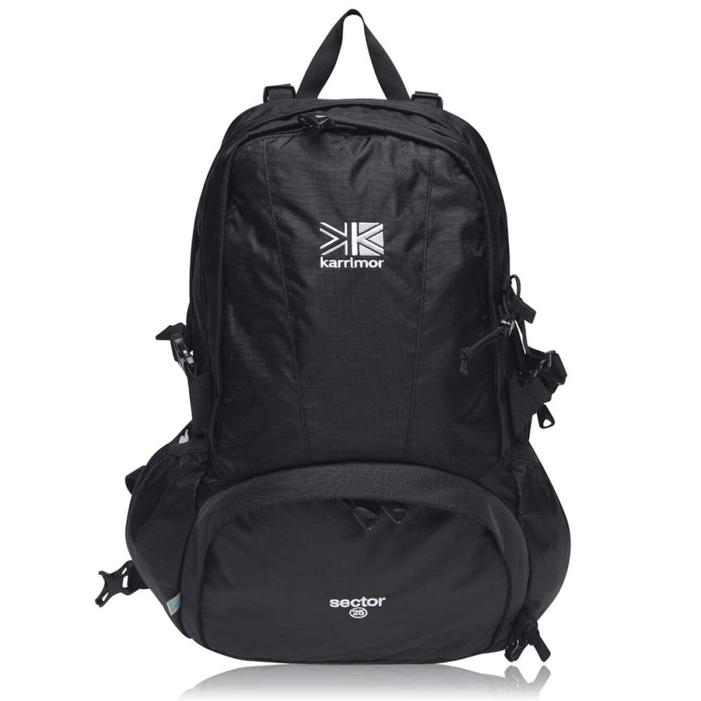 KARRIMOR K1 Sector 25 Backpack - BLACK