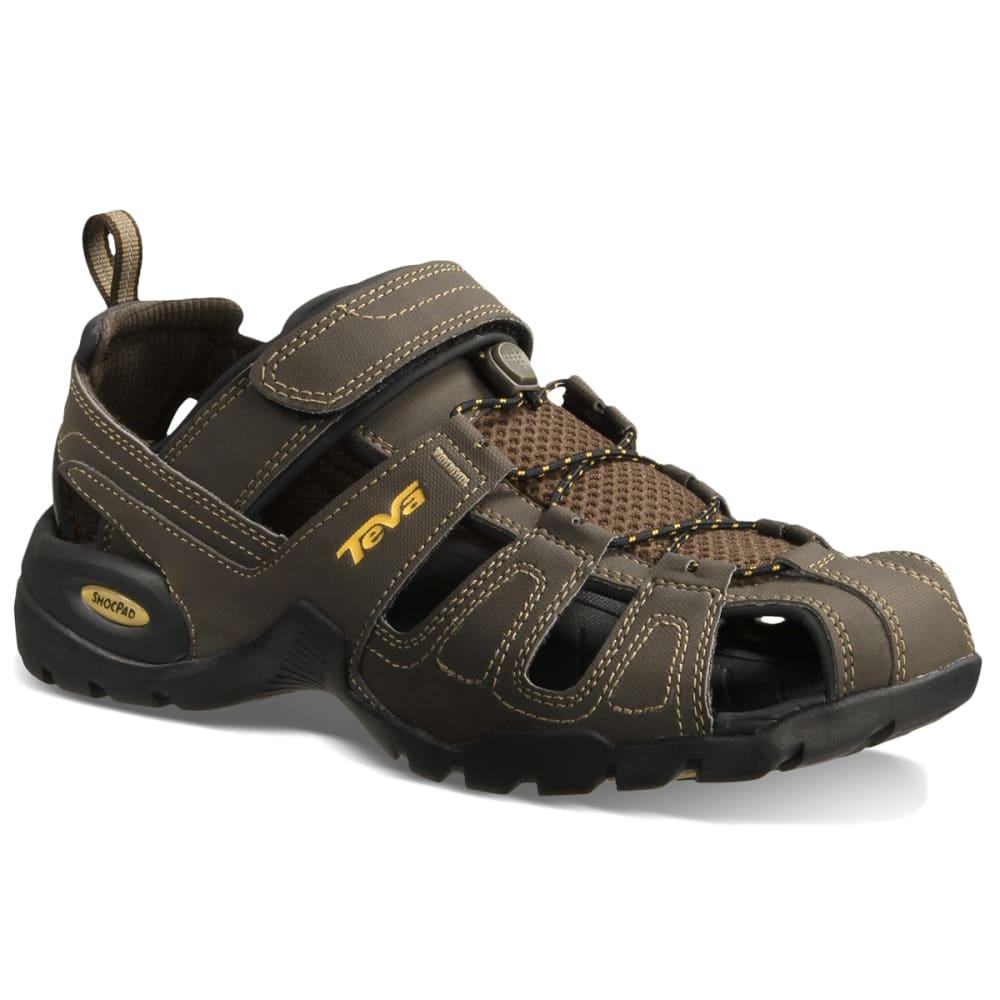 TEVA Men's Forebay Sandal 8