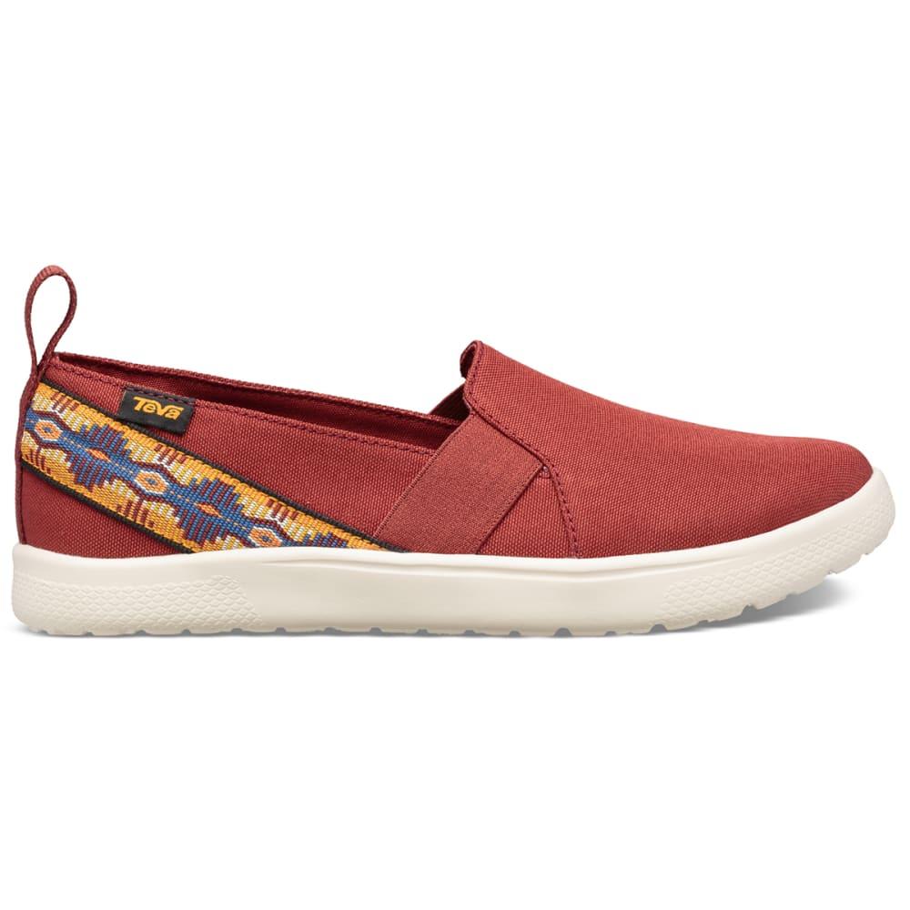 TEVA Women's Voya Slip-On Shoe - CANYON TO CANYON