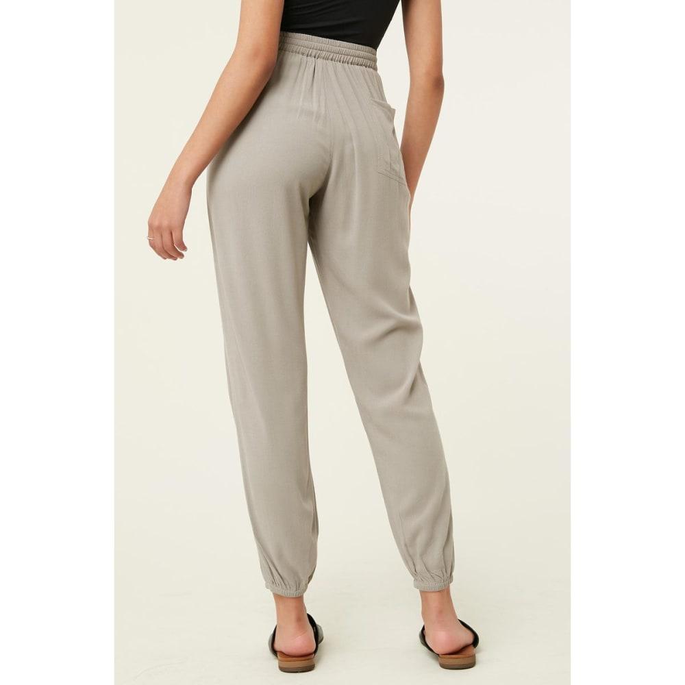 O'NEILL Women's Fern Woven Jogger Pants - GREY